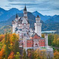 Neuschwanstein är Törnrosas slot